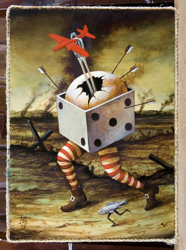 From Hieronymus Bosch To Mike Davis Fantastic Imagery In Art