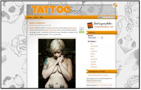 tattoosnob