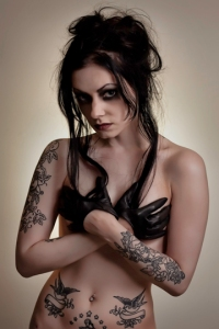 Serene Suicide for Metal Ink